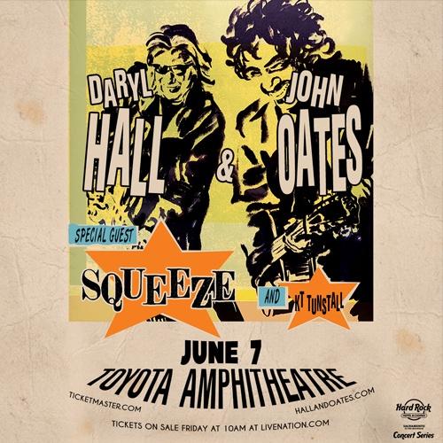 hall & Oates 500